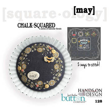 Square.ology - Chalk Squared - May
