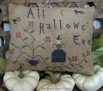 Stacy Nash Primitives - All Hallow's Eve Pinkeep