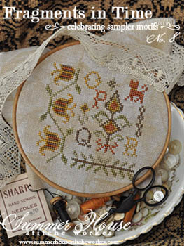 Summer House Stitche Workes - Fragments in Time #8