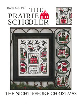The Prairie Schooler - The Night Before Christmas