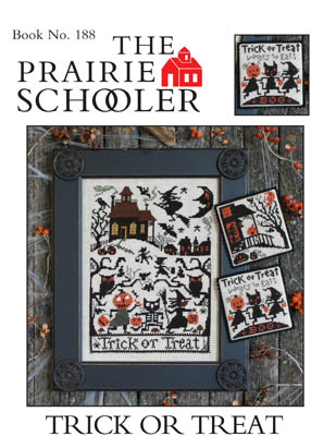 The Prairie Schooler - Trick or Treat