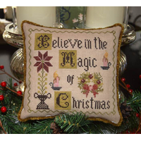 Abby Rose Designs - Believe in the Magic of Christmas