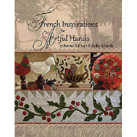All Through the Night - French Inspiration for Artful Hands