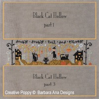 Barbara Ana Designs - Black Cat Hollow - Part 2