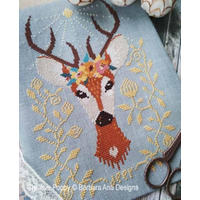 Barbara Ana Designs - Spring Deer