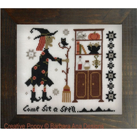 Barbara Ana Designs - Witch's Pantry