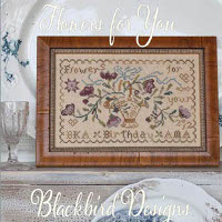 Blackbird Designs - Flowers for You