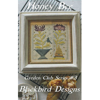 Blackbird Designs - Garden Club Series #3 - Honey Bee