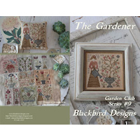 Blackbird Designs - Garden Club Series #9 - The Gardener