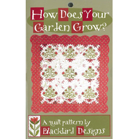 Blackbird Designs - How Does Your Garden Grow?