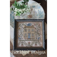 Blackbird Designs - Loose Feathers For the Birds 8 - The Summer Beaming Forth
