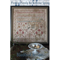 Blackbird Designs - Merrily, Merrily, We Welcome Spring