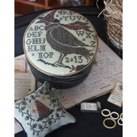 Blackbird Designs - Midnight Ride - Sewing Box Series #1