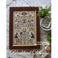 Blackbird Designs - Mother's Day - Loose Feathers Abecedarian #10 (LF#58)