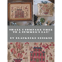 Blackbird Designs - Shall I Compare Thee to a Summer's Day?