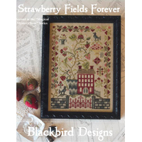 Blackbird Designs - Strawberry Fields Forever - Magical Mystery Tour #2