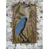 By the Bay Needleart - Birds of a Funky Feather - Part 8