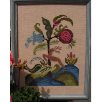 By the Bay Needleart - Noble Leap of Faith