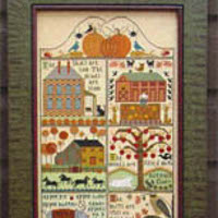 Carriage House Samplings - Autumn at Hawk Run Hollow