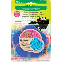 Clover - Quick Yo-Yo Maker - Large Flower