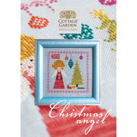 Cottage Garden Samplings - Christmas Angel