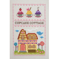 Cottage Garden Samplings - Cupcake Cottage