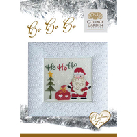 Cottage Garden Samplings - Ho Ho Ho