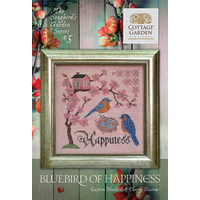 Cottage Garden Samplings - Songbird's Garden Part 5 - Bluebird of Happiness