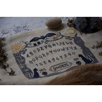 Cottage Garden Samplings - Witch Board