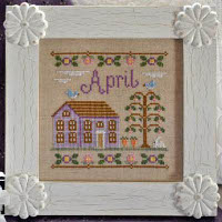 Country Cottage Needleworks - April Cottage of the Month