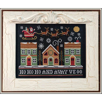Country Cottage Needleworks - Away We Go