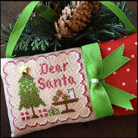 Country Cottage Needleworks - Classic Collection #2 - Dear Santa