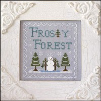 Country Cottage Needleworks - Frosty Forest Part 9 - Frosty Forest
