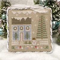 Country Cottage Needleworks - Glitter Village - Part 1 - Glitter House 1