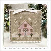 Country Cottage Needleworks - Glitter Village - Part 2 - Glitter House 2