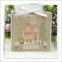 Country Cottage Needleworks - Glitter Village - Part 6 - Glitter House 6