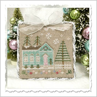 Country Cottage Needleworks - Glitter Village - Part 7 - Glitter House 7