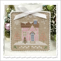 Country Cottage Needleworks - Glitter Village - Part 8 - Glitter House 8