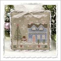 Country Cottage Needleworks - Glitter Village - Part 9 - Glitter House 9