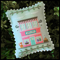 Country Cottage Needleworks - Main Street Part 8 - Grocery