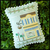Country Cottage Needleworks - Main Street Part 9 - Post Office