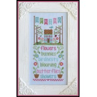 Country Cottage Needleworks - Seasonal Celebrations - Spring