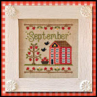Country Cottage Needleworks - September Cottage of the Month