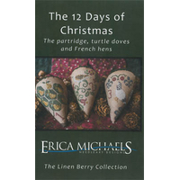 Erica Michaels - The 12 Berries of Christmas Part 1 - Days 1-3