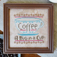 Hands on Designs - Cool Beans - A Hug in a Cup