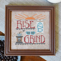 Hands on Designs - Cool Beans - Rise and Grind