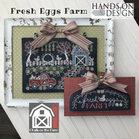 Hands on Designs - Fresh Eggs Farm - Chalk on the Farm