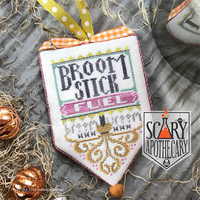 Hands on Designs - Scary Apothecary - Broom Stick Fuel