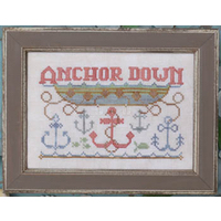 Hands on Designs - To The Beach #7 - Anchor Down