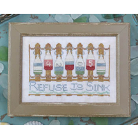 Hands on Designs - To The Beach #9 - Refuse to Sink